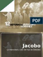 12 Historias - Jacobo Hijo de Zebedeo