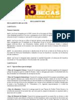 Info Becas UNR 2010