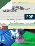 Actividad Autonoma Nancy Pajuelo