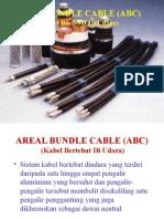 Aerial Bundle Cable