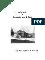 Cuadernillo II Devoción Al Sagrado Corazon