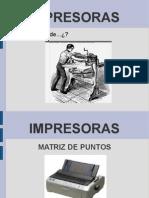 tipoimpresora