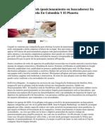Posicionamiento Web (posicionamiento en buscadores) En Motores De Busqueda En Colombia Y El Planeta