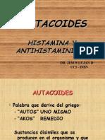 7.-CLASE -AUTACOIDES