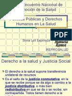 Politicas Publicas y derechos humanos en la Salud.ppt