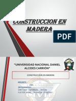 Construccion en Madera 1