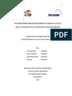 Analisis Infrastruktur Jaringan Wireless Local Area Network (Wlan) Pada Psta Lapan Bandung