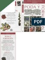 Plantas - Tecnicas de Poda y Formacion