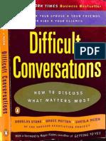 Conversaciones Difíciles Capitulo 12