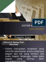 Sistem Akuntansi 1