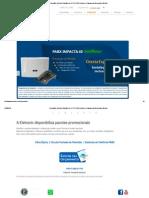 Promoções _ Eletronic Soluções Em CFTV _ PABX _ Alarmes _ Cabeamento Estruturado _ Elétrica