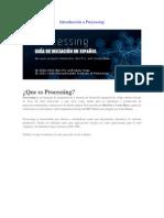 Introducctelión a Processing-telematica