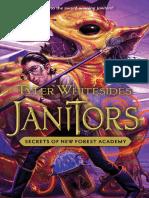 Janitors_ Secrets of New Forest Academy - Tyler Whitesides
