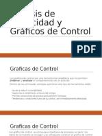 Análisis de Capacidad y Gráficos de Control