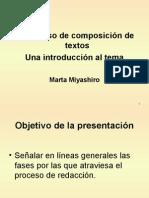 6. La Composición de Textos
