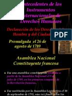 4.- Declaracion Del Hombre y El Ciudadano is 2014