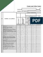 4.- Concentrado Del Examen de Diagnostico 1A