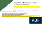 Document 701 Carte de Virus