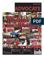 March 2010 Advocate Online