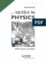 Practice in Physics