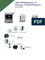 Chison ECO1 Catalogue