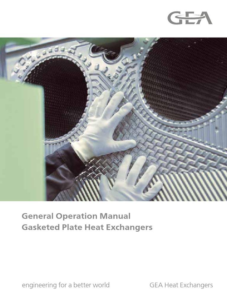 Engineering and maintenance.EcoFlex Heatexchanger | Leak ...