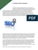 Posicionamiento De Páginas Web En Bogotá