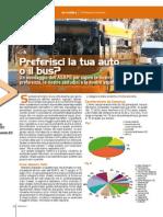 Preferisci La Tua Auto o Il Bus - Art.pag.48