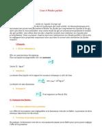 Cours 6 - Fluides Parfaits