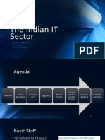 The Indian IT Sector