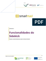 Funcionalidades do Sidekick