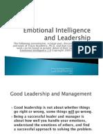 Emotional Intelligence Poe
