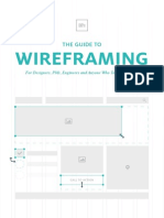 Uxpin the Guide to Wireframing