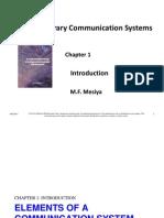 Basic Communication Engineering