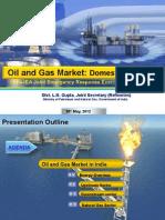 IEA Oil and Gas Domestic Scenario
