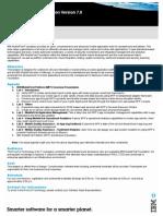 IBM MobileFirst Foundation Version Flyer v1.0