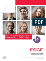 Brochure ESGF Octobre 2015