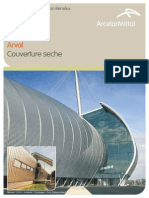 ARVAL - ARCELOR __ Couverture Sèche