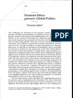Feminist Ethics and Hegemonic Global Politics (Jabri)