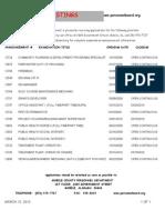 Current Job Listings 3.15