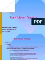 PeopleSoft Data Mover