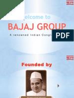 Bajaj Group Presentation