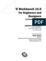 Ansys Workbench 14 Cadcim