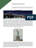TDC Architecture de NYC