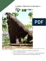 Cacao Interpretation Center
