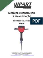 manual de instrucaodo rompedor