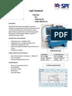 Fisa Tehnica Speroni CAM 60-66-100-25