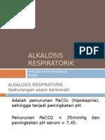 Alkalosis Respiratorik