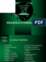 Pharmacotherapy