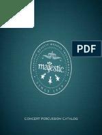 MAJ PM Catalog